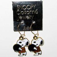 Snoopy Bowling Earrings