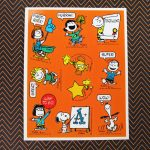 Peanuts School Reward Stickers