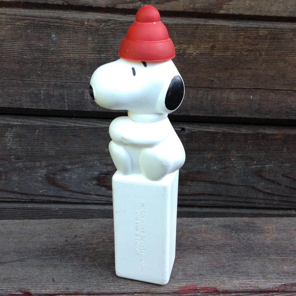 Snoopy Sno-Cone Machine Parts