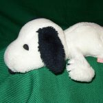 Snoopy Plush Toy by Butterfly Originals