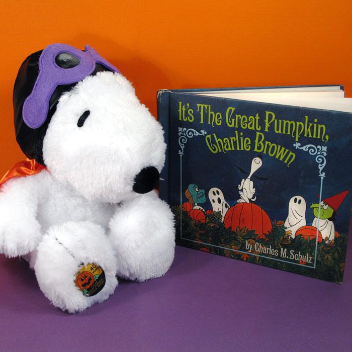 Peanuts Halloween Treats