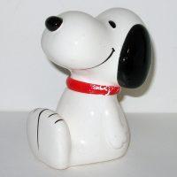 Snoopy sitting Bank