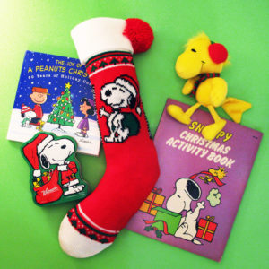 Peanuts Stocking Stuffers
