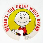 Charlie Brown Weber's Bread Tie