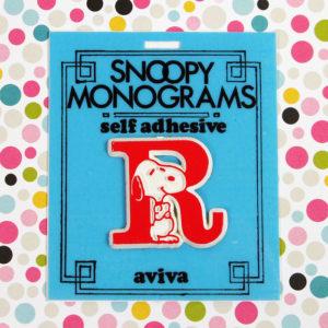 Click to shop Snoopy Monograms