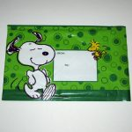 Snoopy & Woodstock Small Mailing Envelope