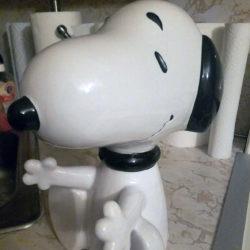 Snoopy Treasure Craft Cookie Jar