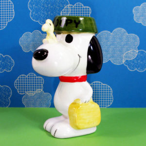 Snoopy Come Home Planter Vase