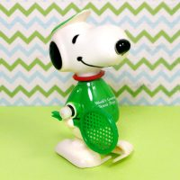 Tennis Snoopy Walker with Box