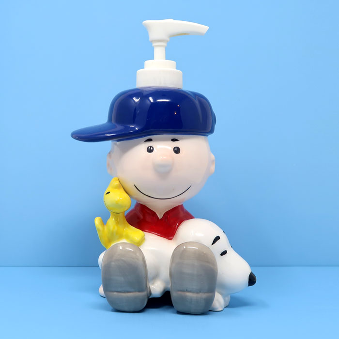 Snoopy Liquid Soap Dispenser