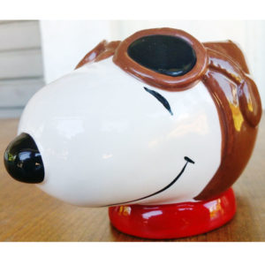 Flying Ace Snoopy Mug by Applause