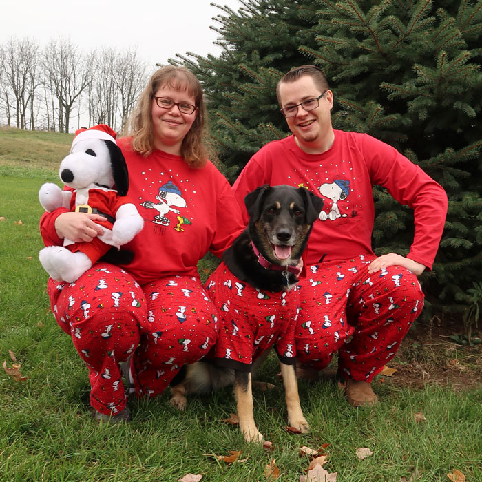 Peanuts Matching Family Pajamas from Pajamagram