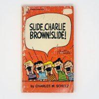 Slide, Charlie Brown, Slide! Book
