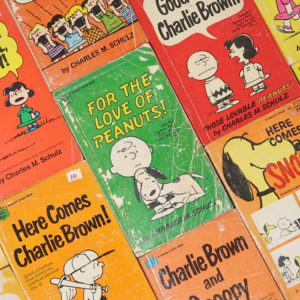 For the Love of Peanuts Books