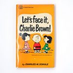 Let's Face It, Charlie Brown Book