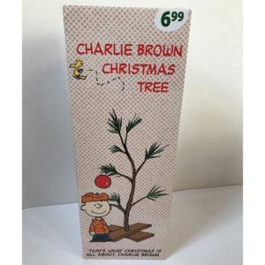 The Iconic Charlie Brown Christmas Tree