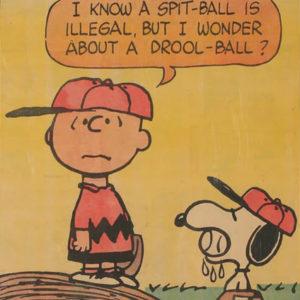 Peanuts Hang-Ups Newspaper Posters