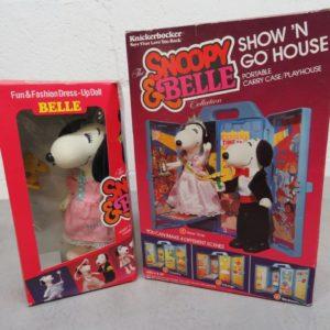 Belle Fashion Dress-Up Doll