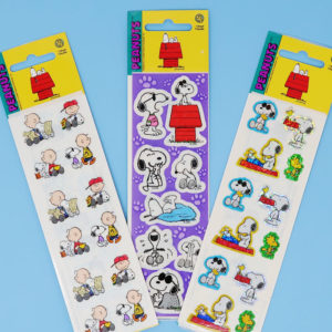 Click to view Snoopy Stickers