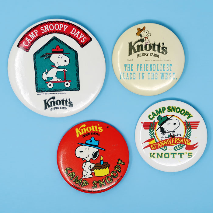 Adventure to Knott's Camp Snoopy
