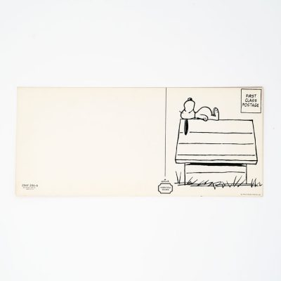 Linus & Lucy '…Too Smart for my Own Good' Post Card