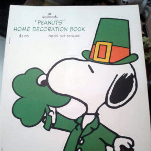 Snoopy Home Decoration Book