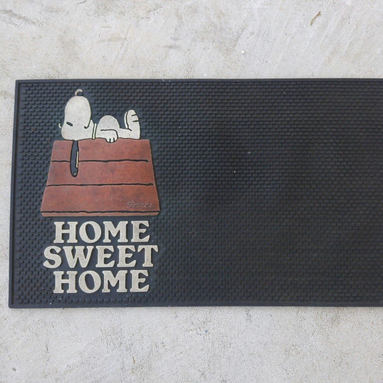 Snoopy Doormat