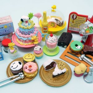 Snoopy's Cake Shop from Re-Ment