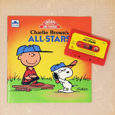 Charlie Brown's All-Stars Book & Tape