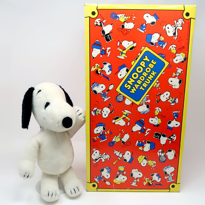 Snoopy's Wardrobe Surprise!