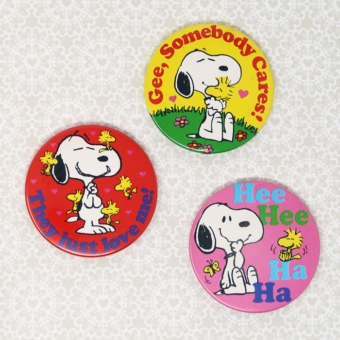 Snoopy Mirrors