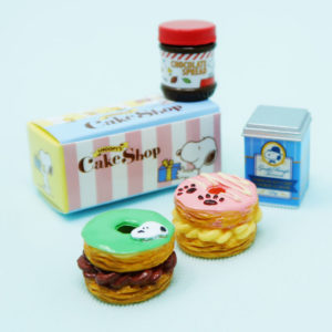Snoopy's Decadent Donuts
