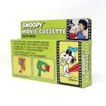 Snoopy Movie Cassette – Lucy Vs. the Masked Marvel