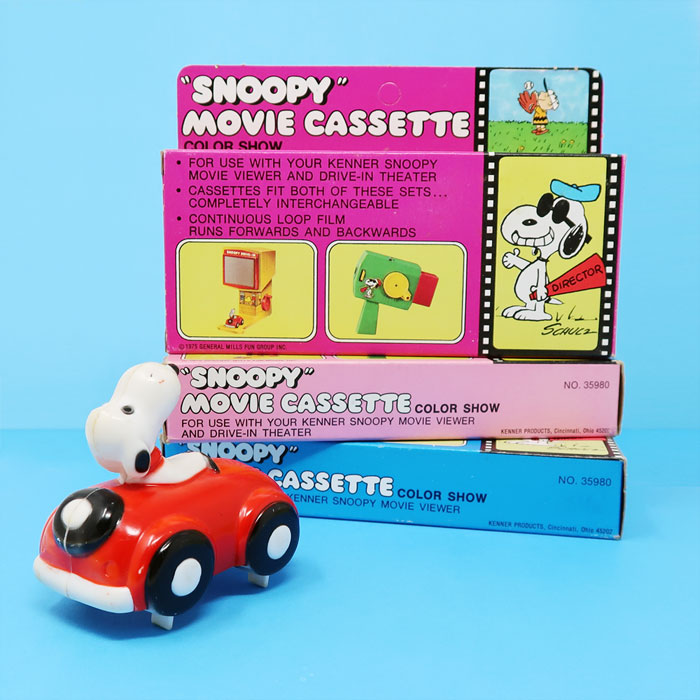 Drive-in for a Snoopy Movie