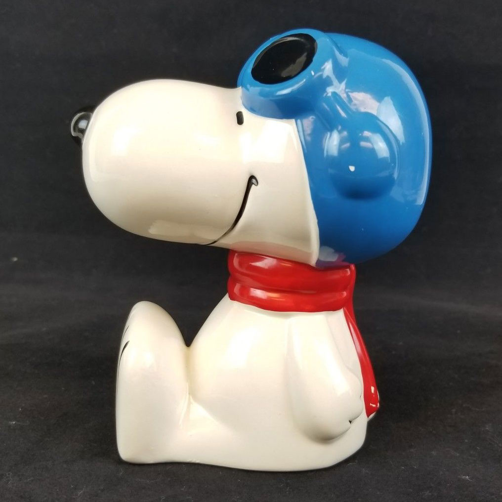 Flying Ace Snoopy Bank