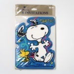 Snoopy Party Invitations