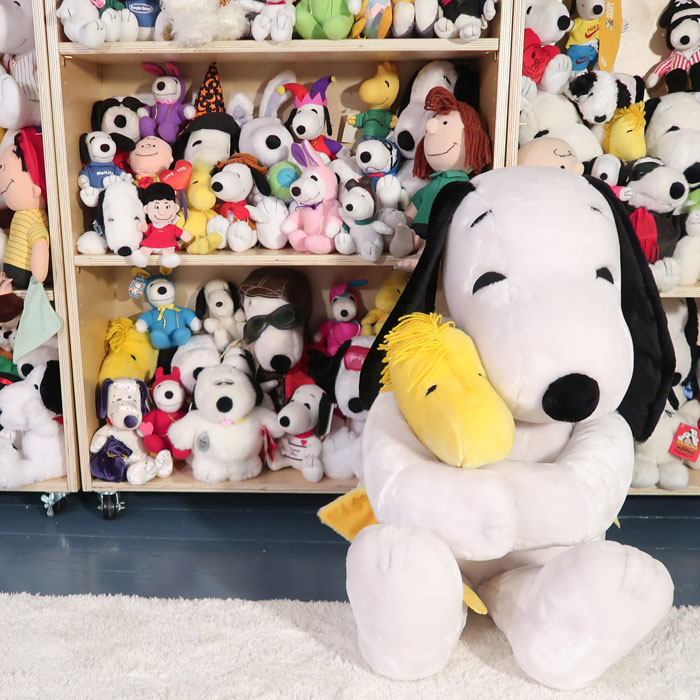 Snoopy Plush Heaven