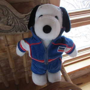 Levi's Snoopy Plush