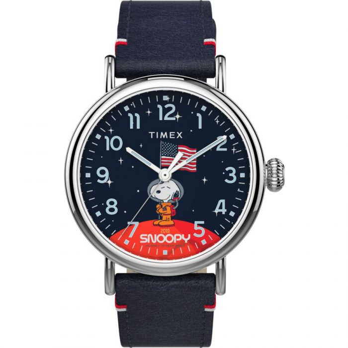 Timex x Snoopy in Space Watches