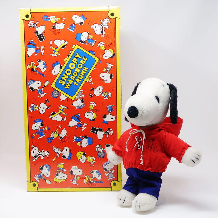 Snoopy's Wardrobe Sailing Outfit