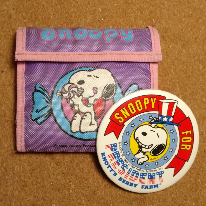 Snoopy Flea Market Finds