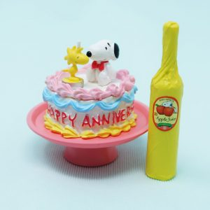 Snoopy's Anniversary Cake