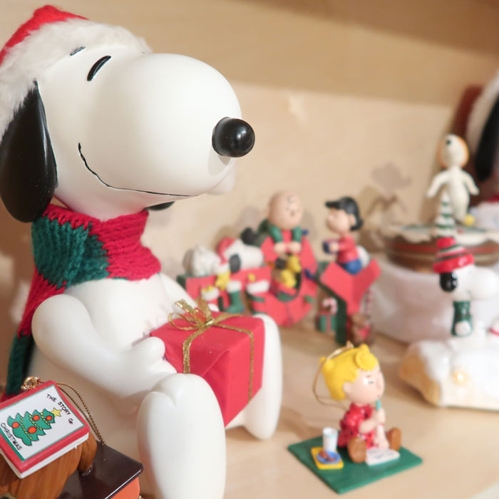 Snoopy Christmas Heaven