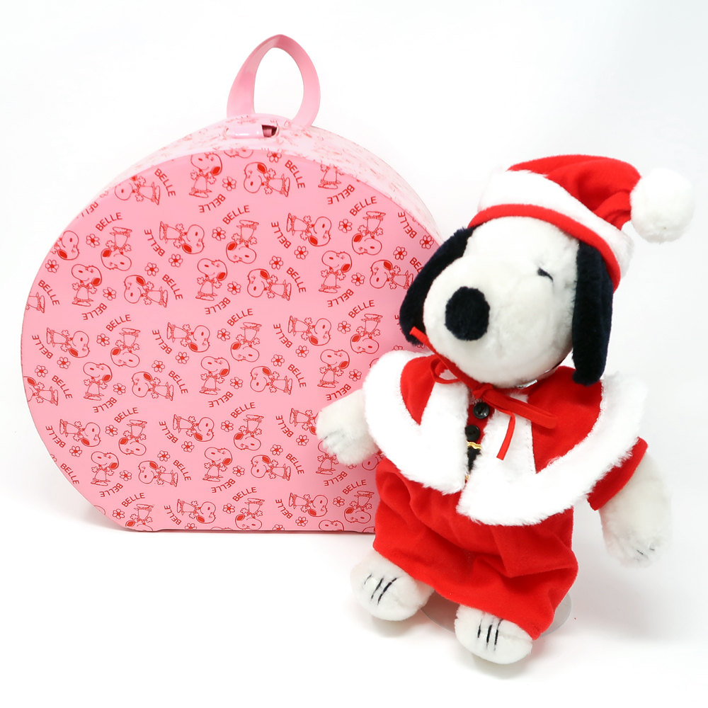 Snoopy's Wardrobe - Belle Mrs. Claus