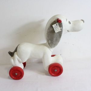 Snoopy Ride-On Scooter