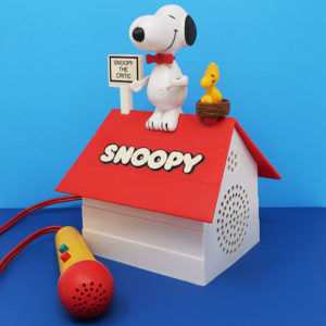 Click to view Snoopy the Critic Toy