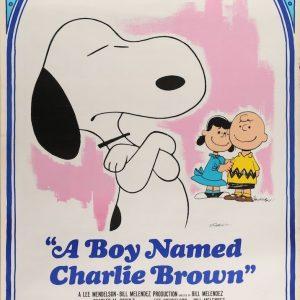 Charlie Brown Movie Poster