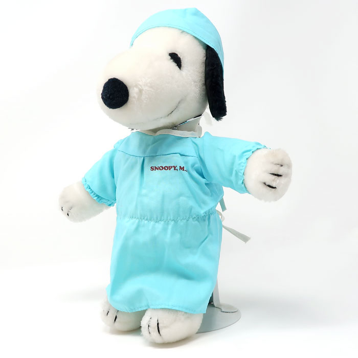 Snoopy Doctor Wardrobe Outfit