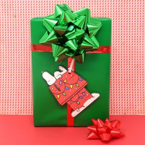 Peanuts Christmas Gift Packages