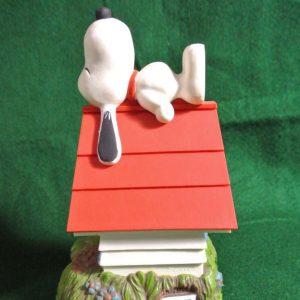 Snoopy's Doghouse Decorative Lamp